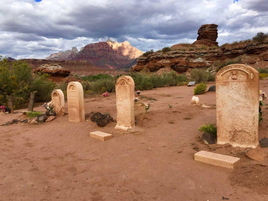 Utah-graveyard