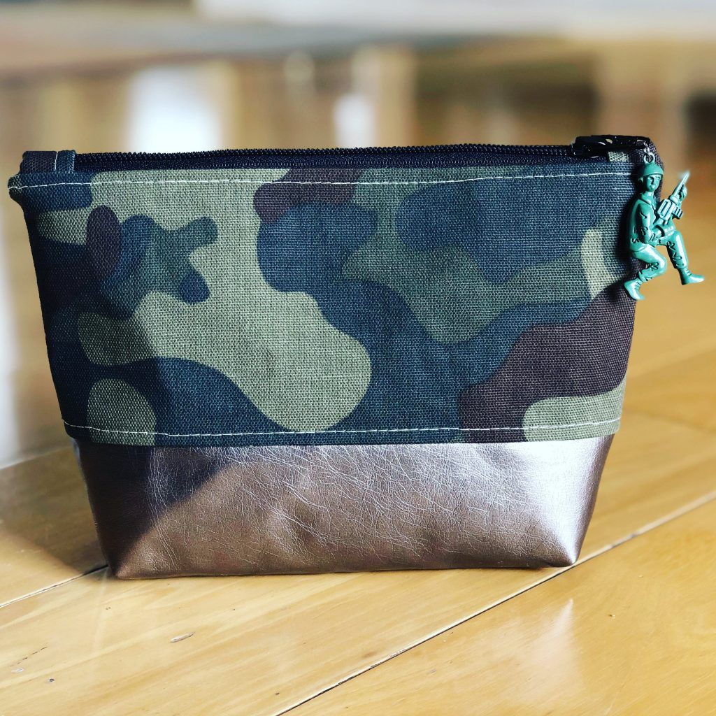 SmallCamoBag